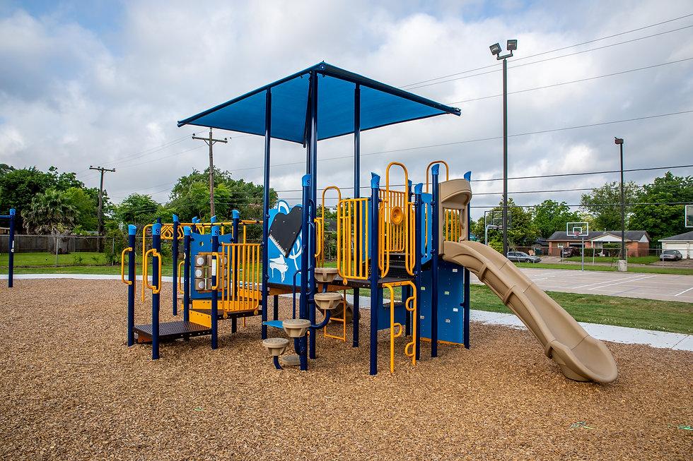 Petersen Elementary School-TX-Playground