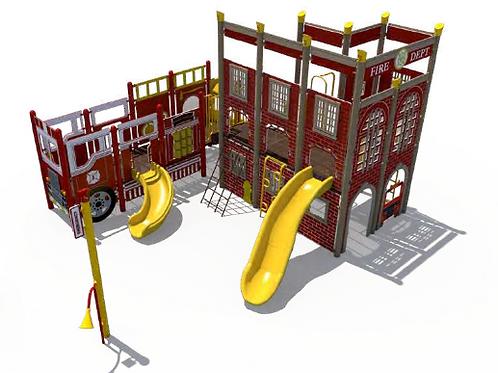 SRPFX-50162-R1 | Fire Station