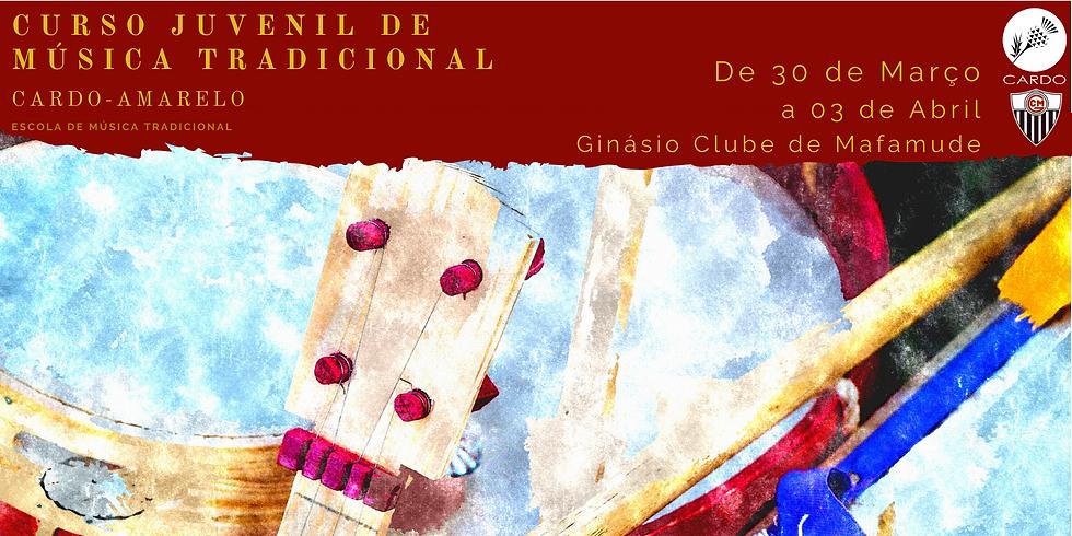 Curso Juvenil de Música Tradicional