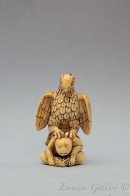 Орел и обезьяна