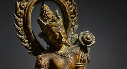 Сотбис. Буддийская пластика