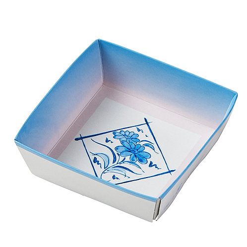 158-2 松花堂用紙皿『小』