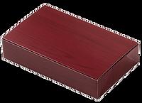 赤木目1.5合折