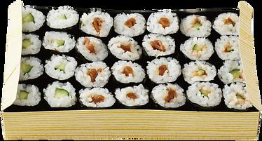 細巻き寿司28個