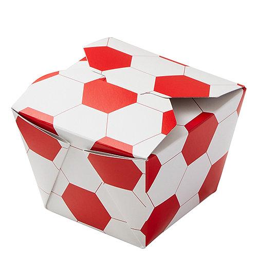 パイルボックス サッカーボール(赤)