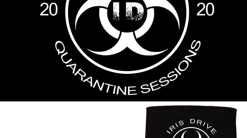 Quarantine Sessions - Koozie