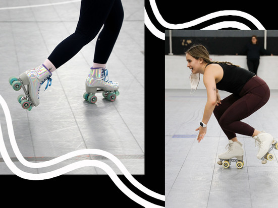 How roller skating became the sport of the year