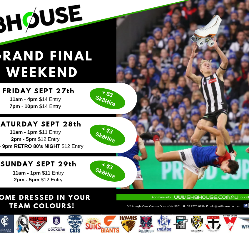 GRAND FINAL WEEKEND 2019 A4 (Landscape).