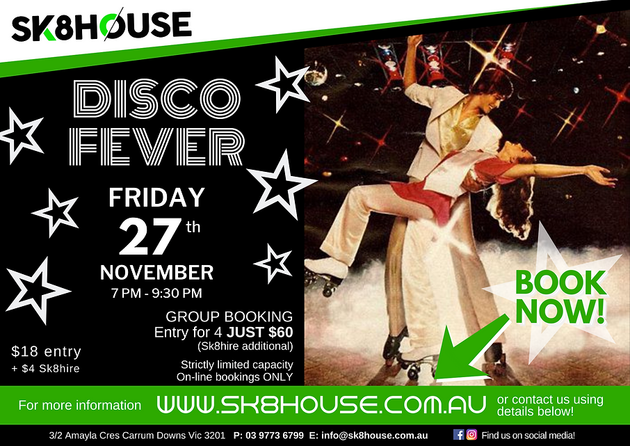 Disco-Fever-November-Special-Event-at-Sk