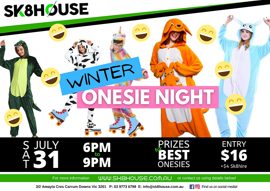 ONESIE NIGHT July 31st 2021 Event Flyer - A3.png
