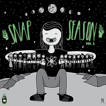 Snap Season - Album Art by Ruku Customs.