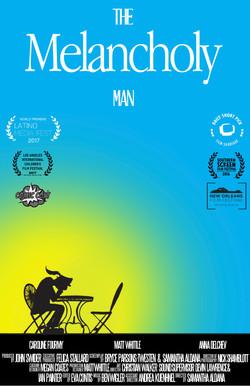 The Melancholy Man Poster
