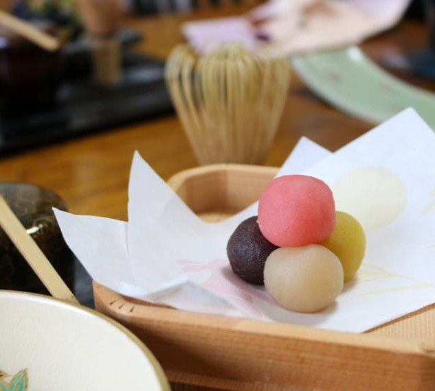 Make Japanese Sweets