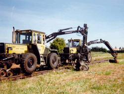 Engins rails routes 1997