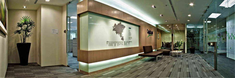 Capitaland HQ
