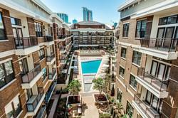 Dallas Temporary Housing