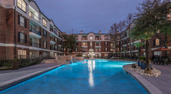 Cortland Bryan Place Furnished Apartment