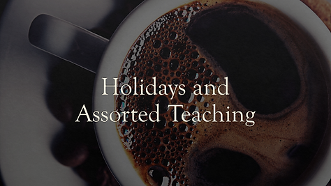 Holidays and assorted teaching.png