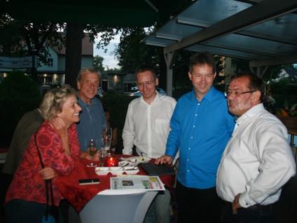 Sommerabend der Schöneicher SPD