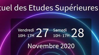 Salon virtuel des études supérieures de Toulon 27 et 28/11