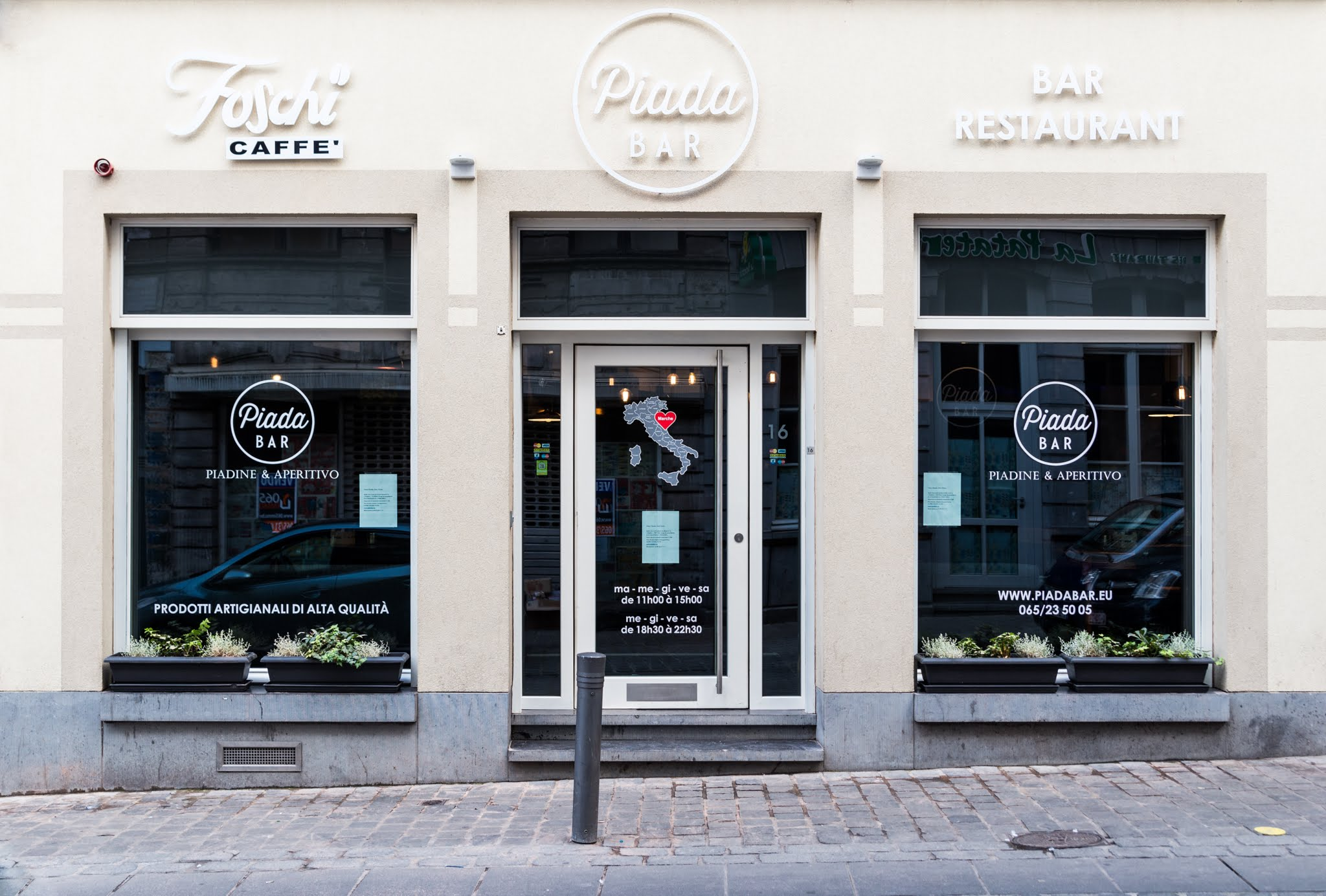 Piada bar Mons