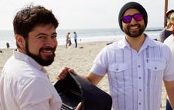 Pedro And Ramiro - Celebrity Animal Encounter