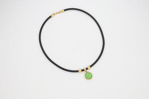 Howlite Gemstone Necklace