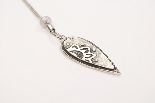 Tribal Look Long Necklace