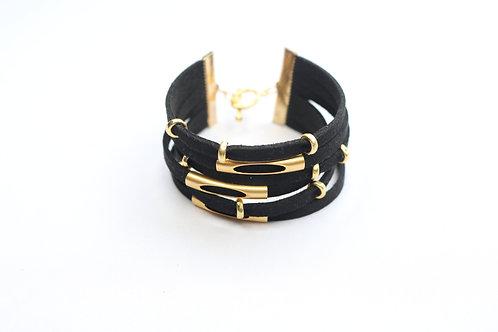 Open Tubes Bracelet