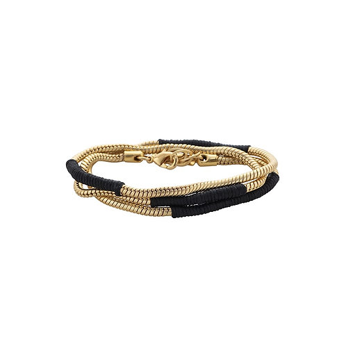 Wrap Vik Gold Necklace/ Bracelet
