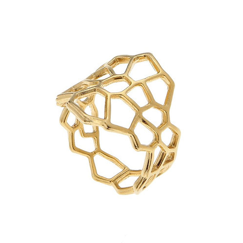 Netted Ring