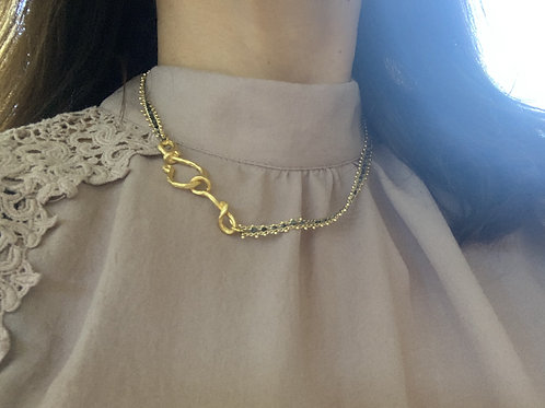 Classic Toggle Necklace