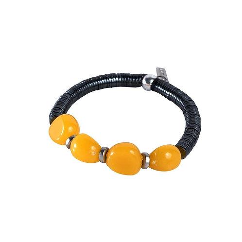 Silver Antelope Bracelet