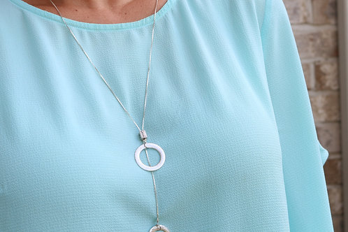 Circle Circle Necklace