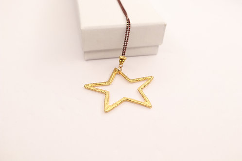 Schon Star Long Necklace
