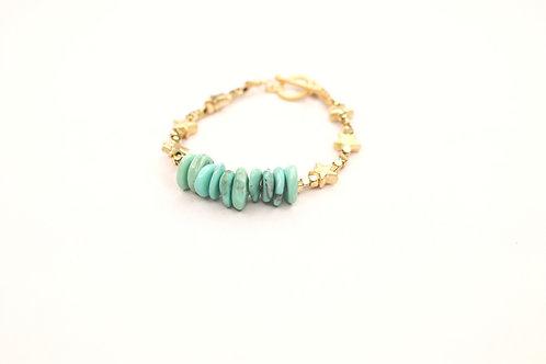 Turkiz Star Bracelet