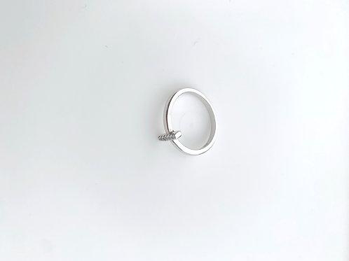 Cross Bar Ring