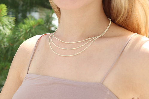 Relaxed Necklace
