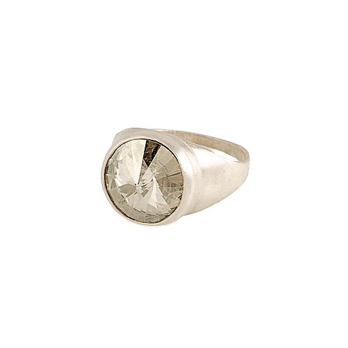 Silver Light Ring