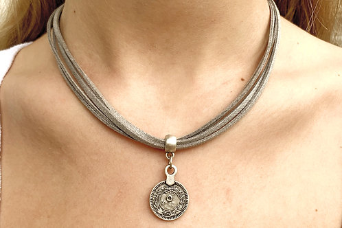 Coin Multi Layers Necklace