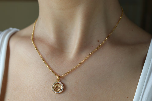 Shema Dainty Necklace