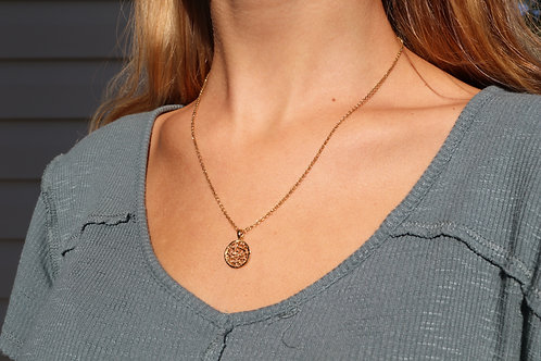 Shema Israel Gold- Filled Necklace