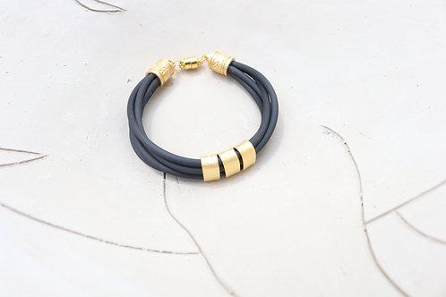Elizabeth Rubber Bracelet