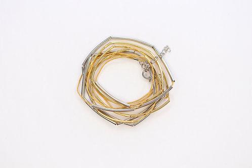 Wrap Noodle Bracelet/Necklace