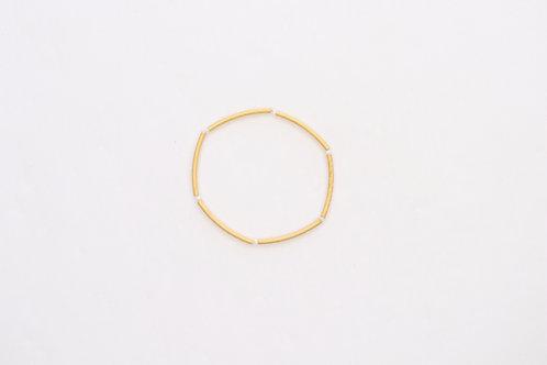Opal Tube Bracelet