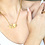 Thumbnail: Flower Toggle Necklace