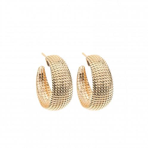 Small Net Earring