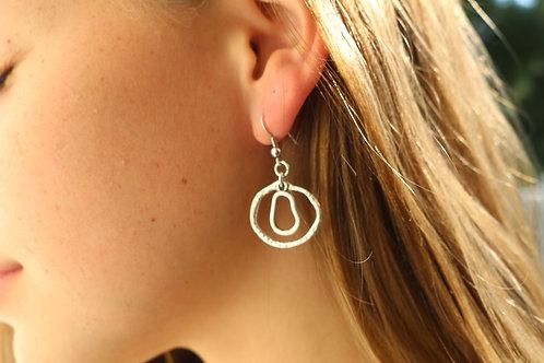 Multiple Charm Shapes Earrings