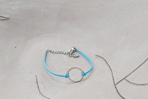 Circle Charm Bracelet