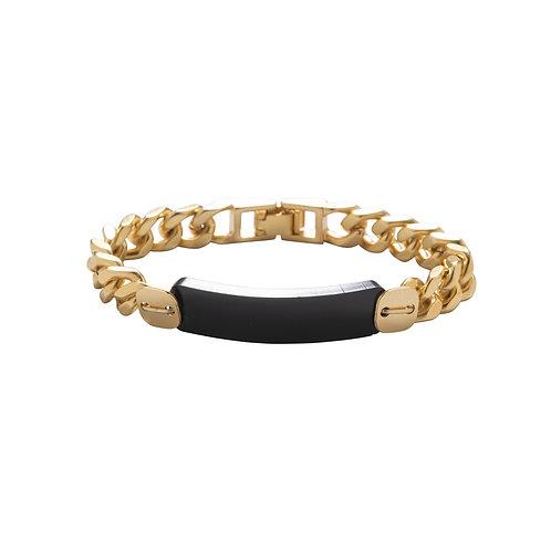 Gold Clarity Bracelet
